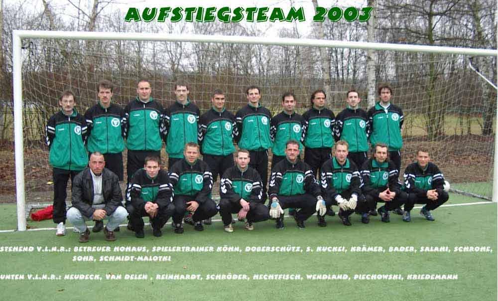 Aufstiegsmannschaft2002_2003