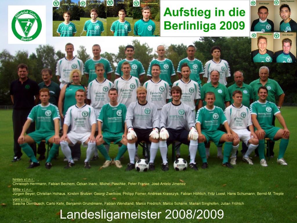 LL-Meister 2008-2009-2