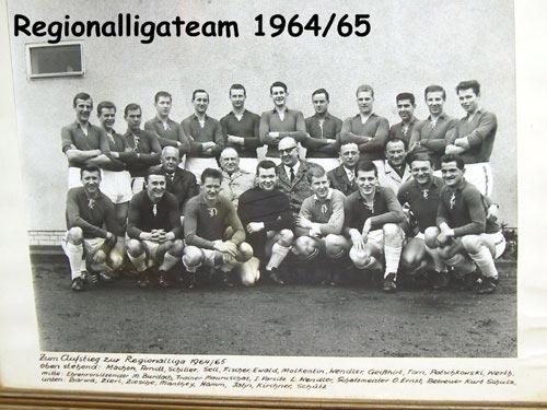 Regionalteam 1964_1965